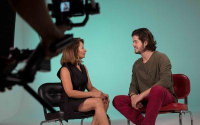 Entrevista en Barcelona